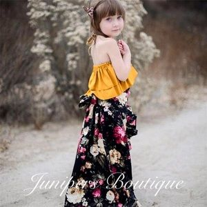 Boutique Girls Trendy 2pc Outfit